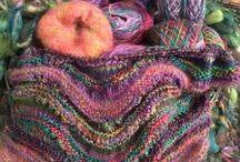 Freeform Knitting Beauty