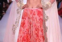 The Oasis At Sunset / Anushree Reddy's collection at LFW W/F 2015!