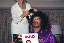 Jimi Hendrix / by JOJO