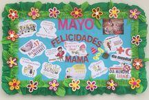 Periódico mural mayo