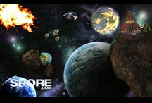 SPORE / IF YOU PLAYED THIS YOUNGER YOU ARE THE BOSS