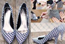 dekorasi sepatu