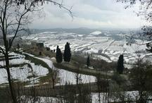 Viaggiando per la Toscana - Travelling around Tuscany