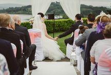 Lisa & Andy / Wedding of Lisa and Andy at Avon Ri Lakeshore Resort