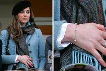 Bracelets / Bracelets worn by Kate Middleton