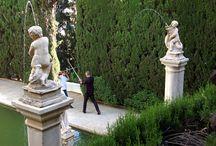 """Escuela de cine """"Filmosofía Studio"""" / Rodaje en el patio de Venus para el proyecto: """"Los Irvins y el secreto del último rey"""" realizado por la escuela de cine """"Filmosofía Studio"""""""