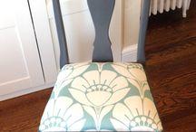 DIY furniture makeovers