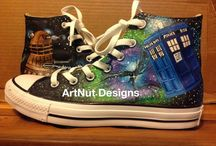 Shoes .. Custom painted