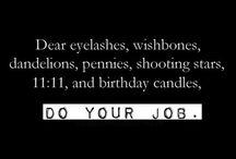 Birthday Wishes, Friendship, Sarcasm & Meanness