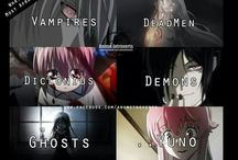 Anime posts