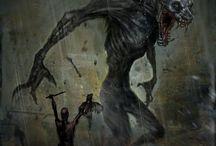 dark animals