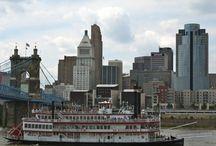 Home Sweet Home / It's where we live and work. Cincinnati, Ohio.