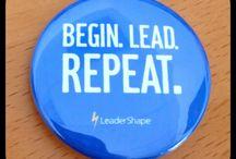 Day 7 on The LeaderShape Blog