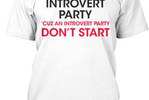 Something for introvert
