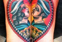 tattoos deferent