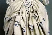 eighteenth century fashion / fashion for men and women in the 1700s