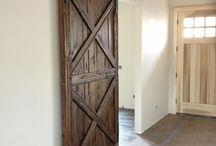 Vrata do stodoly
