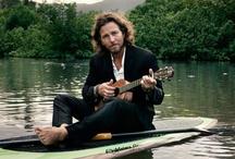 Eddie Vedder / by Pam Geiger