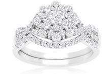 Unique Engagement Rings / Your inspiration for the most unique engagement ring because we know your loved one is one-of-a-kind.
