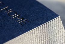Business Cards / Some custom letterpress business cards we've printed.