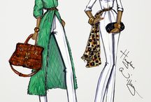 Модные Иллюстрации