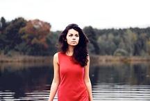 Portrety - jezioro