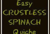 brushless quiche