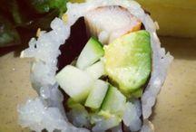 Sushi / by Ramo Stan