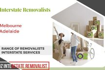 Interstate Removalists Melbourne to Adelaide