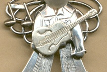 Musician Angel Pins / by Carla's Angels