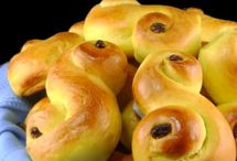 Breads & rolls~yeast / by Chris Schaefer