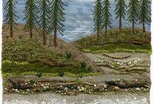 Crazy Quilt - Landscape