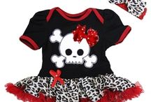 "Halloween Fun / Halloween is right around the corner so why not shop our Halloween Collection to give your little one that ""oh so cute"" costume this year. We have some of the cutest Halloween Tutu Costumes designed by Fuzzy Me, as well as some very unique blinged Halloween Tee's by Twinkling Tees. Put them together and you have the perfect look for this holiday season."