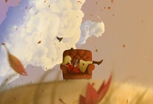 Autumn  / by Roxy Orcutt-The Halloween Honey