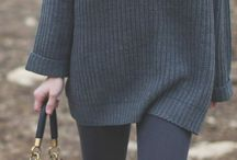 Baggy jumpers