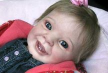 my reborn baby samantha-lavender / about my reborn I call my star baby lavender cause she will have all lavender highlights. she is also a sculpt by donna rubert. my Samantha -lavender  waldeck