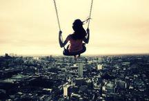 Free, wild, happy