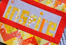 Quilting-Block of the month