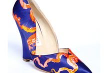 THE WORLD'S MOST BEAUTIFUL SHOES / A luxury every one woman can afford - A pair of Alexis Isabel Shoes.  Hand made in Italy, the best!