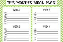 Meal planers