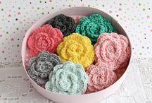 crochet patterns & tea cozy- motifler..çaydanlık örtüsü