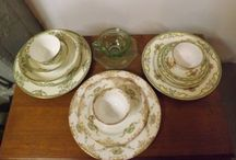 Vintage Place Settings / Check out some odds and ends items!