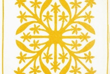 quilts // hawaiian inspired / modern quilt, hawaiian quilt, quilt, hawaiian, tropical, beach, summer