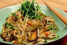 Asian Food / by Elizabeth Breitag Ballou