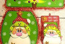 lencería navideña