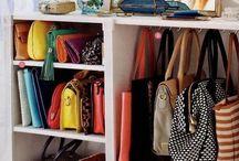 Organizzare l'armadio