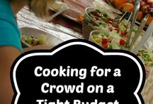 Dinners for Large Groups