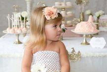 Ideas para Fiesta de Princesas / Ideas para decorar una fiesta infantil de princesas llena de encanto