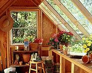 FarmHouse: Potting Shed / How Does Your Garden Grow?? / by ✨❤️✨ Lori Ann ✨❤️✨