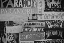 paramore. / by Lainey Augh